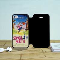 Song Of The South iPhone 5S Flip Case | Tegalega