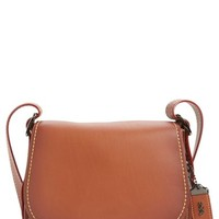 COACH 1941 '23' Leather Saddle Bag | Nordstrom