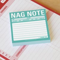 Knock Knock Nag Note Sticky Notes - Official Shop