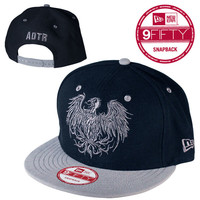 A Day To Remember: Black And Silver New Era Hat