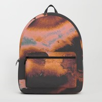 Burning Autumn Backpack by duckyb