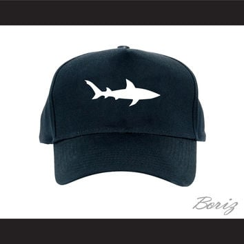 Coaching Staff Miami Sharks Black Baseball Hat Any Given Sunday