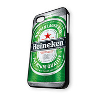 Beer Heineken iPhone 4/4S Case