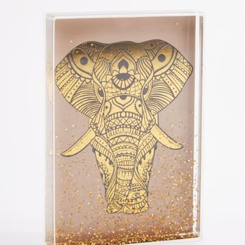 Liquid Gold Glitter Box Frame | Frames & Mirrors | rue21