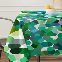 Rosie Brown Bubbles Tablecloth