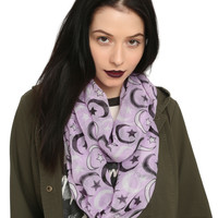 Moons & Stars Infinity Scarf