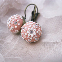 Vintage earrings by Lena Handmade Jewelry