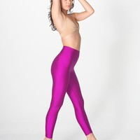 rnt38dl - Shiny Nylon Tricot Leggings