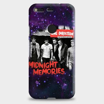 One Direction Lyrics Google Pixel XL Case