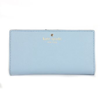 Kate Spade Mikas Pond Stacy Wallet Leather