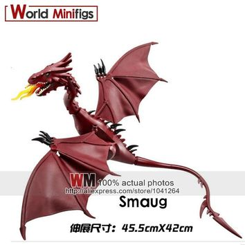 Star Wars Force Episode 1 2 3 4 5 Single Sale  Smaug Dolls Bricks Action Collection Education Building Blocks Funny Gifts for Children Toys AT_72_6