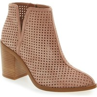 1. STATE Larocka Perforated Bootie (Women) | Nordstrom