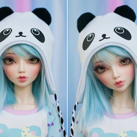 SD BJD Pullip Dollfie Dream Hat Panda