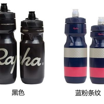 RAPHA ciclismo Sport cycling Water bottel 610ML water bottle Della Bicicletta allaperto bike bottle insulated water bottle