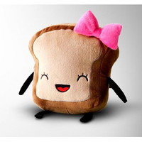 Mrs. Litttle Bread slice Plush