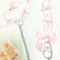 Baby Chained Collar Leash