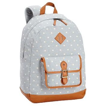 Northfield Grey Dot Backpack