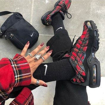 NIKE AIR MAX 97 Bullet Colour Chequered Sports Shoes