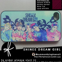 SHINee DREAM GIRL Illustrate Case (available in various devices)