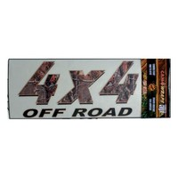 4X4 Off Road Decal Set