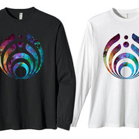 bassnectar nebula for long sleeves heppy fit & sizing standart us
