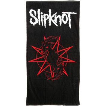 Slipknot Towel