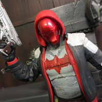 Action Figure Barbecue: Action Figure Review: Red Hood from Batman: Arkham Knight by DC Collectibles