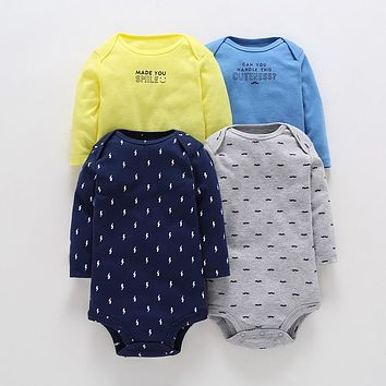 Baby Boy Clothes Baby Girl Clothing Sets Fashion Newborn Baby Clothes Infant Jumpsuit