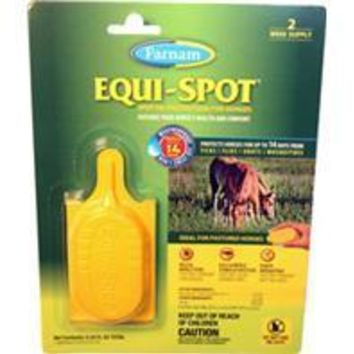 Farnam Companies Inc - Equi-spot Spot-on Fly Control For Horses