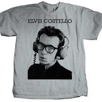 Elvis Costello T-Shirt - Stereophonic