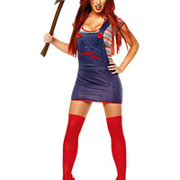 Sexy Chucky Costume for Women- Party City