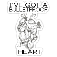Bulletproof Heart - My Chemical Romance