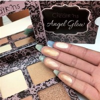 Day-First™ Scandalous Glow Highlight Palette Beauty Creations