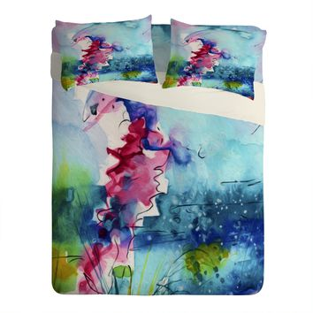 Ginette Fine Art I Love Jellyfish Sheet Set Lightweight