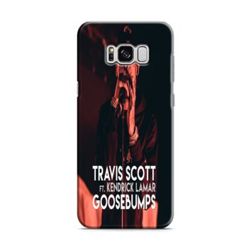 Travis Scott Goosebumps Samsung Galaxy S8 | Galaxy S8 Plus Case