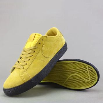 Nike Sb Blazer Zoom Low Fashion Casual Low-Top Old Skool Shoes