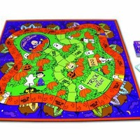 Great Pumpkin Charlie Brown Board Game