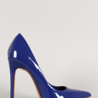 Women's Shoe Republic Patent Pointy Toe Pump