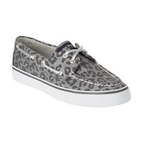Sperry Leopard Bahama Sparkle