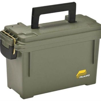 Plano® 1312-00 Basic Ammo Can & Field Box, Green