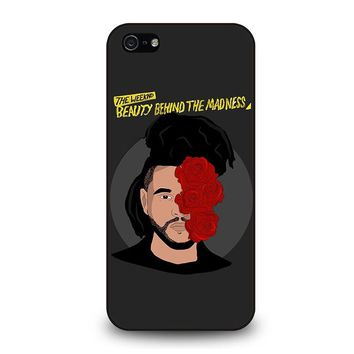 THE WEEKND BBTM Beauty Behind The Madness iPhone 5 / 5S / SE Case Cover
