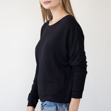 Stormi Sweater - Black