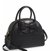 kate spade new york 'lorin hanover street' leather dome satchel