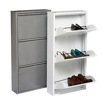 The Container Store > 3-Drawer Shoe Cabinet
