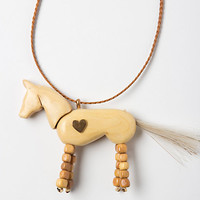 Whinny Necklace