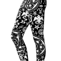Occult Leggings [B]
