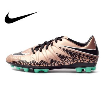 Original NIKE Men's Soccer Shoes Sneakers Outdoor Sports Designer Athletics Official PTPP Waterproof comfortable Soccer Boots