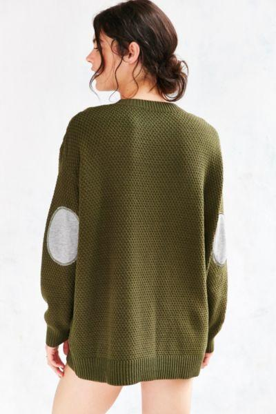 BDG Elbow Patch Sweater from Urban Outfitters 7d32ee6ca