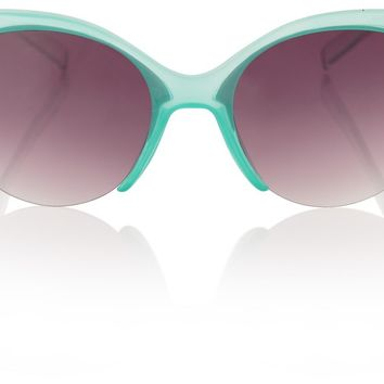 Retro Kitten Cat Eye Sunglasses | Oliver Bonas