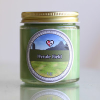 Hyrule Field Soy Candle (4 oz.)